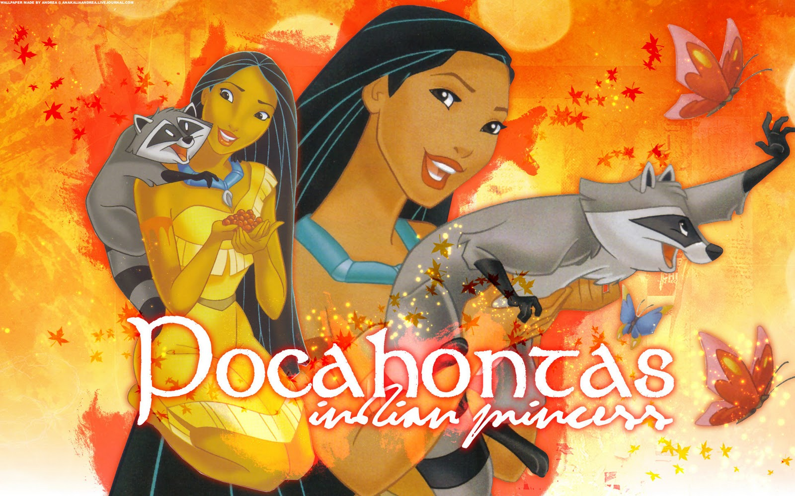 pocahontas wallpapers