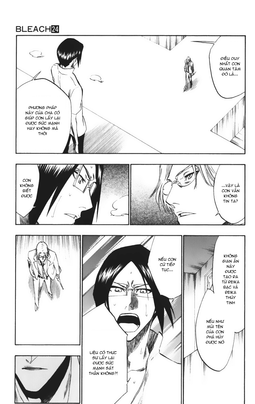 Bleach chapter 204 trang 4