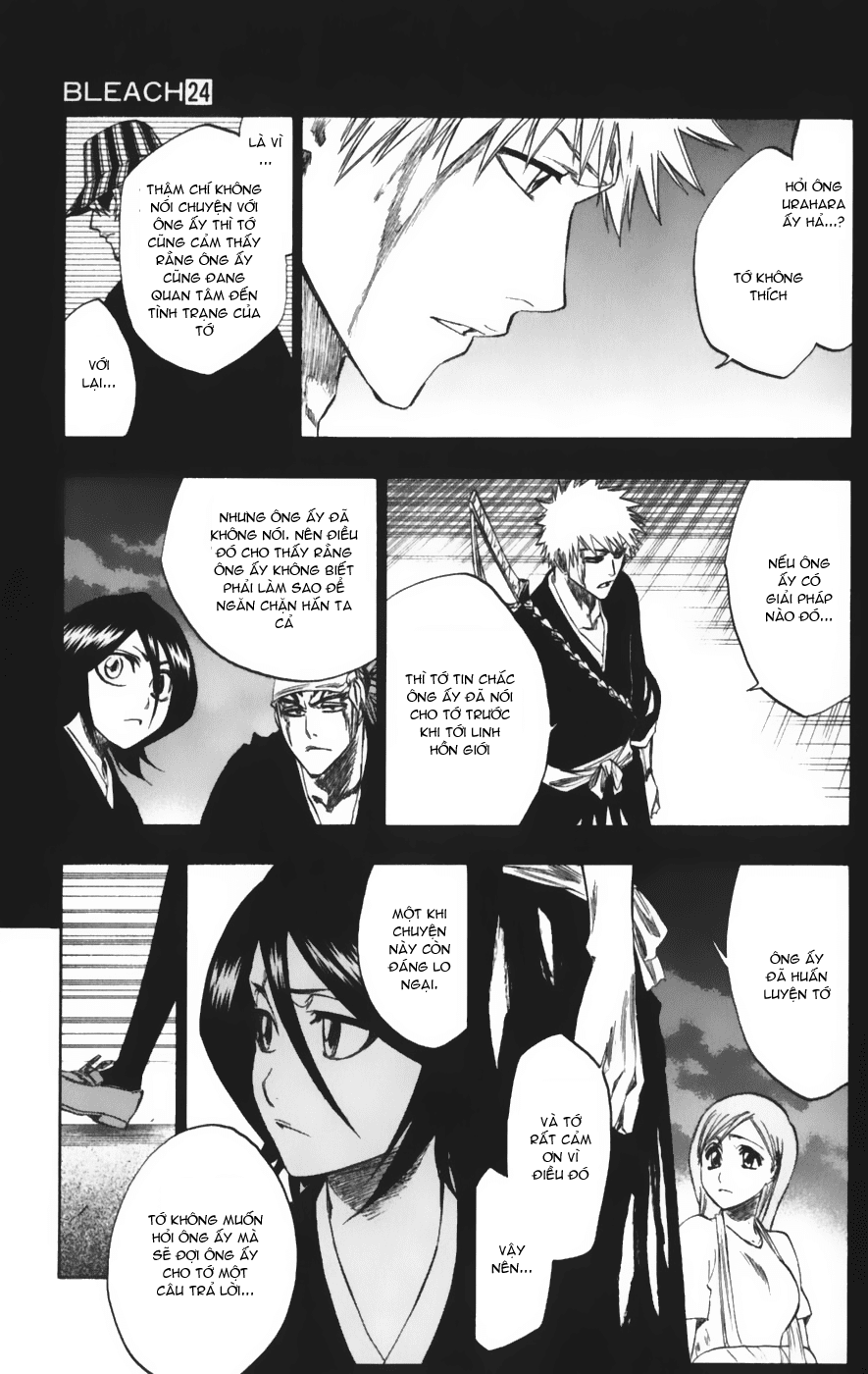 Bleach chapter 204 trang 10