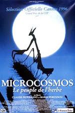 Claude Nuridsany and Marie Pérennou's 1996 documentary Microcosmos