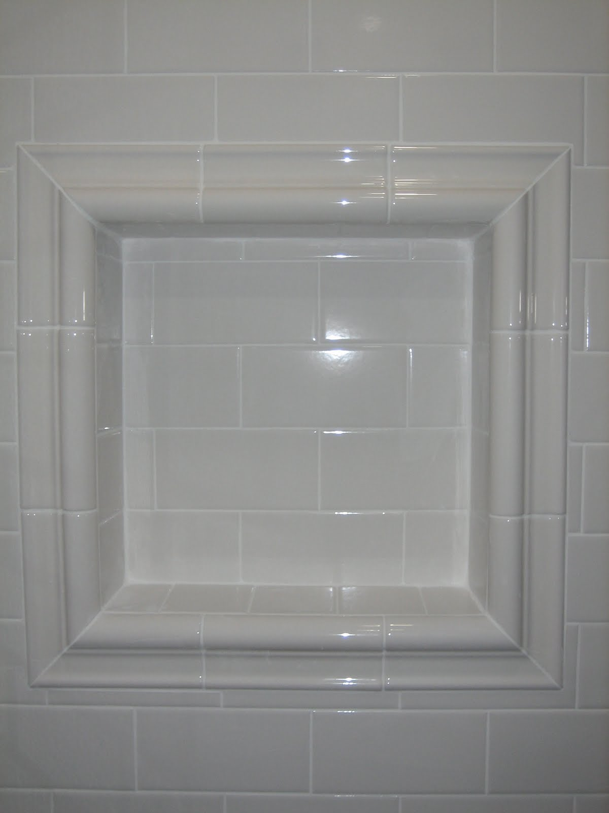 how to cut flange off tile edge