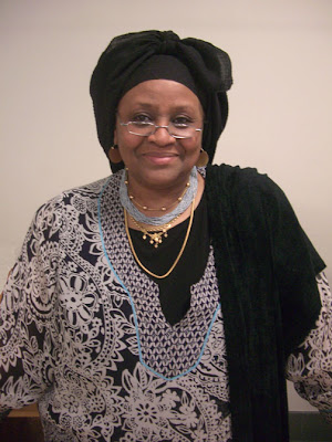Aisha al-Adawiya. Image via Xenobia Bailey.