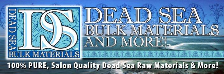 Dead Sea Bulk Materials & more...