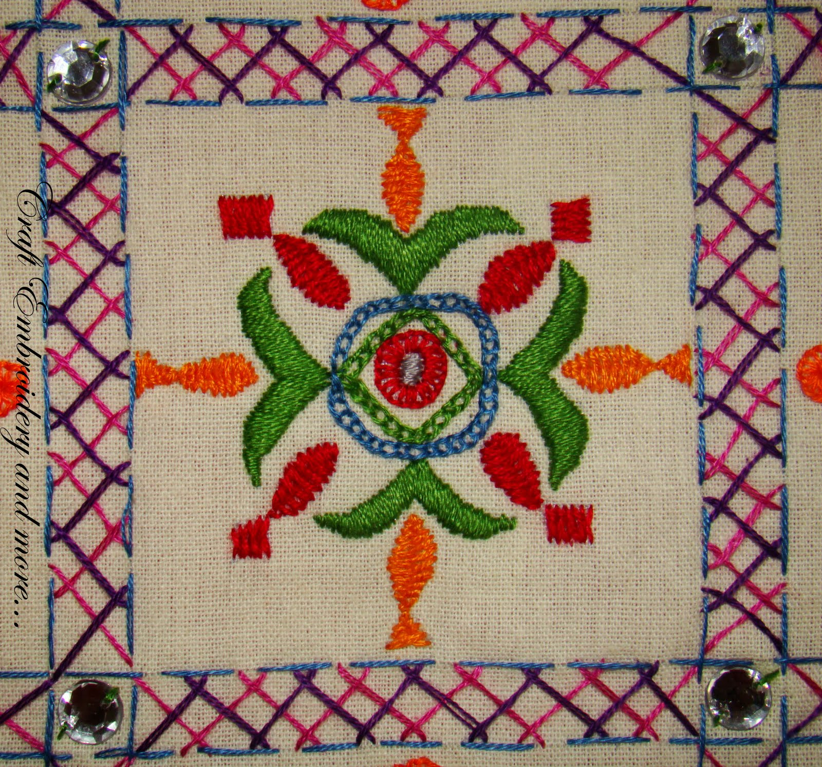 Craft Embroidery And More