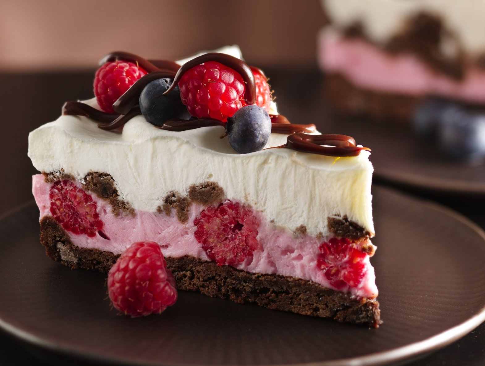 All Kinds Of Recipes D Chocolate And Berries Yogurt