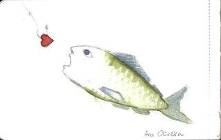 Image result for pela boca morre o peixe