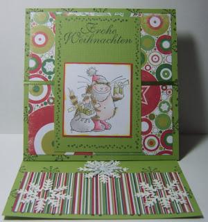 artfrogs kreative seite und noch ein paar weihnachtskarten. Black Bedroom Furniture Sets. Home Design Ideas
