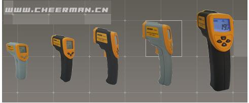 our Principal: CHEERMAN INFRARED THERMOMETER