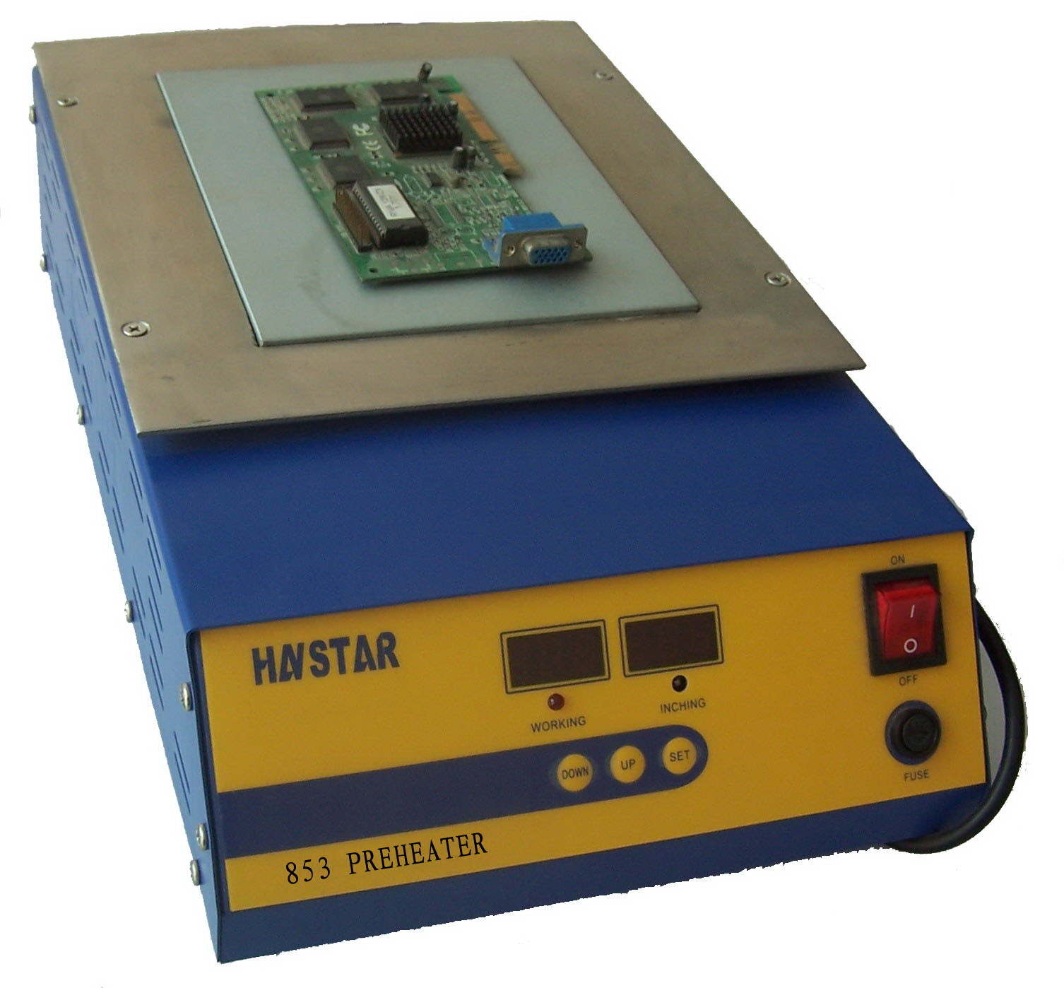 Soldering Hot Plate Industrial Electronic Components