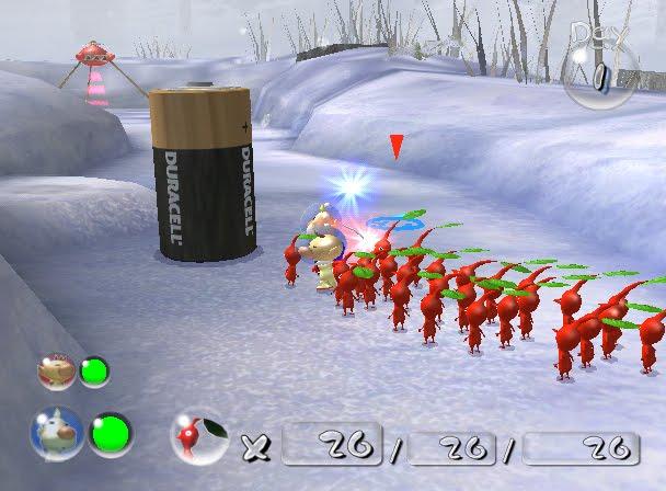 Kilted Moose S Games Blog Pikmin 2 Wii