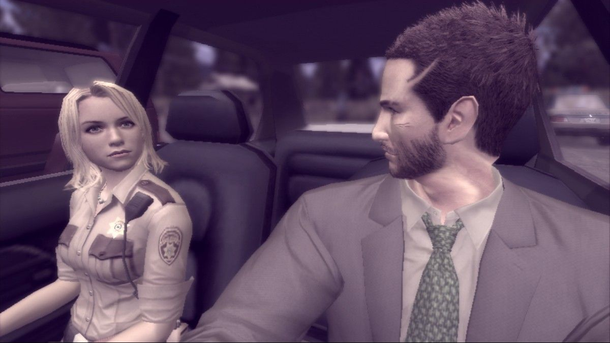 deadly premonition sidequest