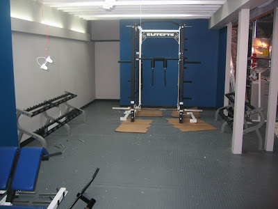 Spectrum+Fitness+Systems+Private+Studio+ +Aylmer+007 Equipment Arrives!