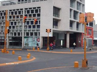 Esquina del Boulevard con calle El Recreo