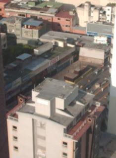 Boulevard Sabana grande vista aerea