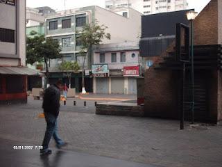 Boulevard frente al CESG