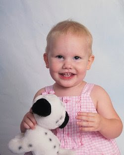 Becca's 18-month photos!