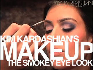 kim kardashian video part2 795467 Knight Divine Smokey Eye FOTD