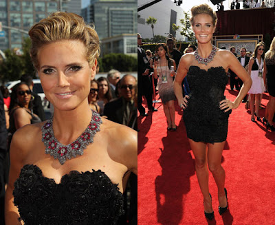 85af47fb240c90c9 heidi klum My Faves of the 2010 Emmys =