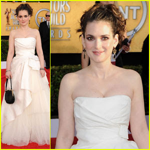 winona ryder 2011 sag awards 744804 Best & Worst   2011 SAG Awards=