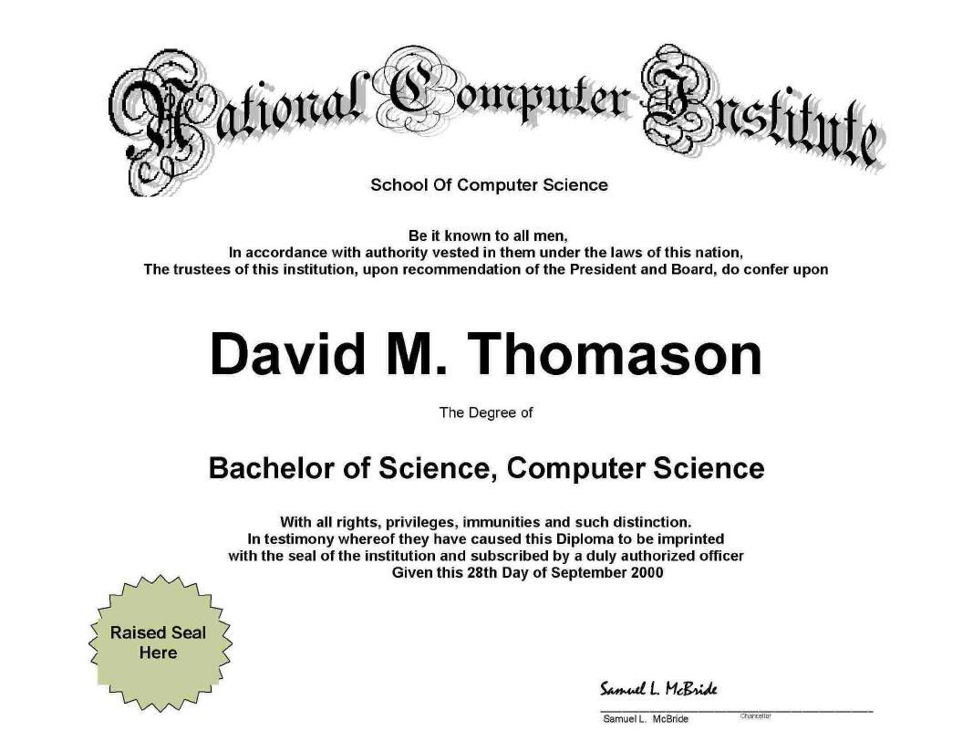 fake doctorate degree