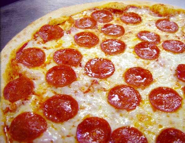 Comiendo en santa cruz pizzas eli s for En 3 pizzas te olvido