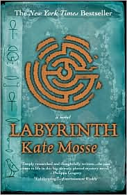 Labyrinth by Kate Mosse  book cover