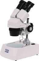 Estereoscopio, muy utilizado en geología, gemalogía, arqueología