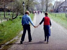 Margreth en Hans anno 1979