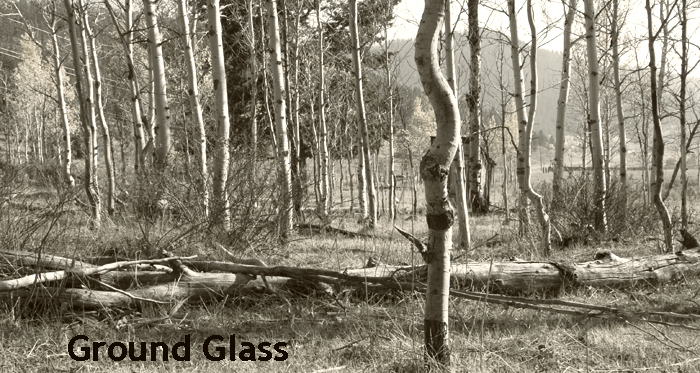 Ground Glass