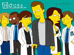 Dr. House, una de mis series favoritas...