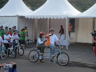 6 Alasan Mengendarai Sepeda