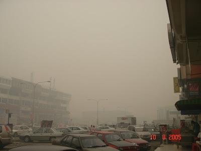 馬來西亞煙霾