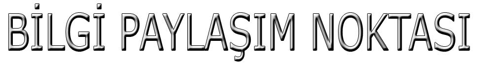 Bilgi Paylasim Noktasi | Program | Online Oyun | Karikatür | Resim