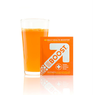 Dr Stephanie Recommends EBOOST