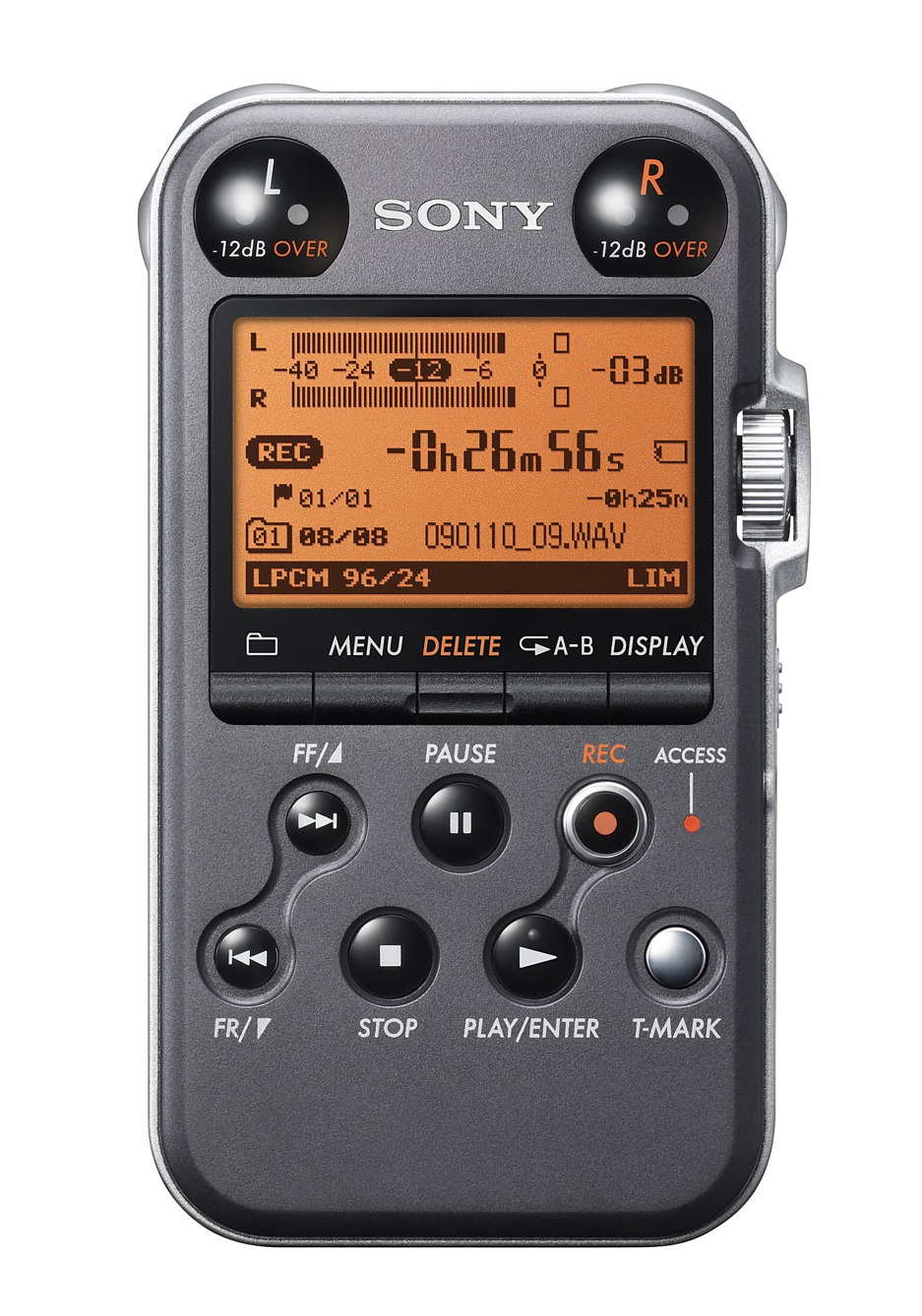 everything audio network home recording review sony pcm m10 digital recorder player. Black Bedroom Furniture Sets. Home Design Ideas