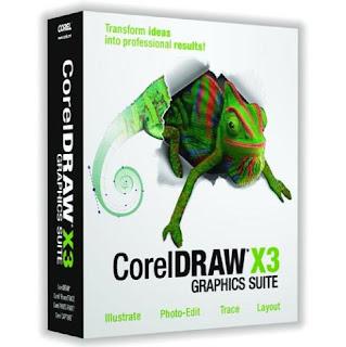 Download   CorelDraw X3 Portable