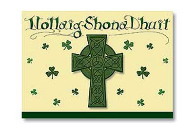 Small leaved shamrock nollaig shona dhbh and if they dont understand you at first wishing them christmas greetings in gaelic can be the start of some good conversation on the topic of irish m4hsunfo