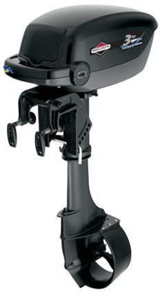 Boondoxology Electric Outboard By Briggs Stratton