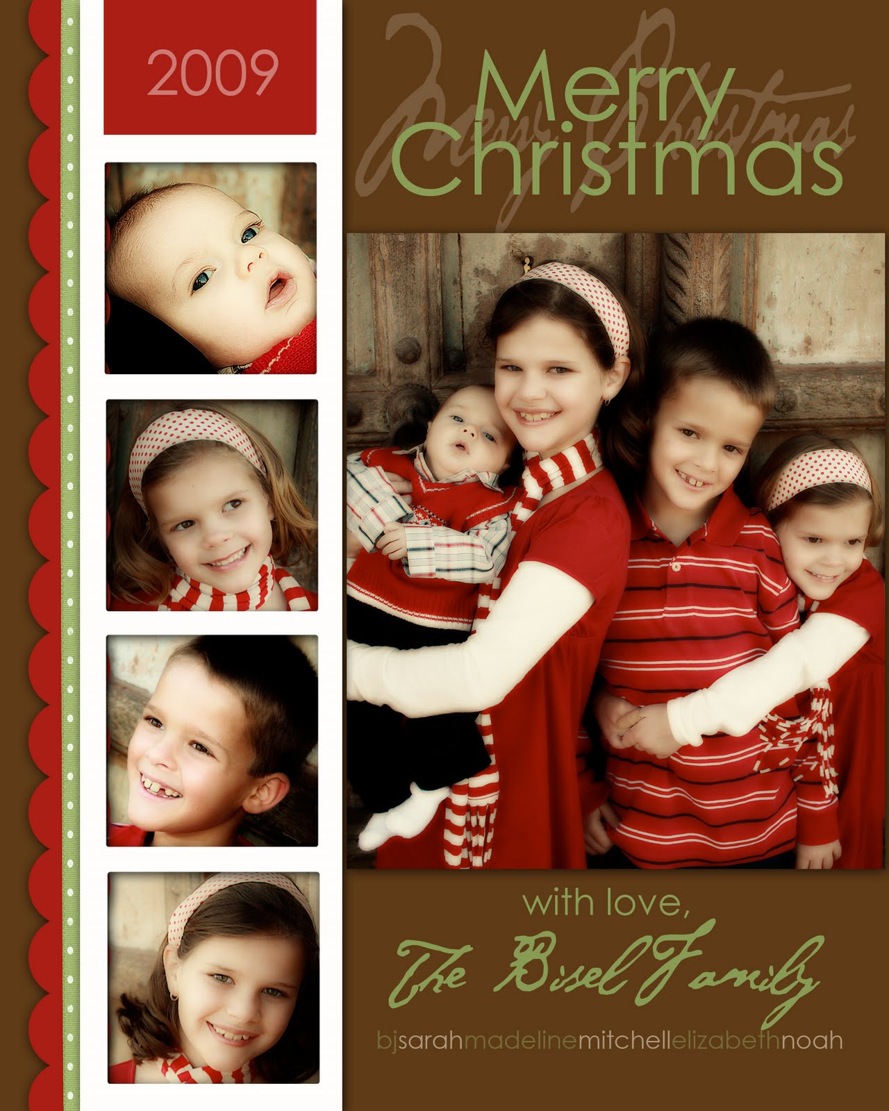 Examples Of Christmas Cards To Make