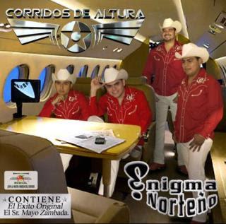 Enigma Norteño - Corridos de Altura (2009)