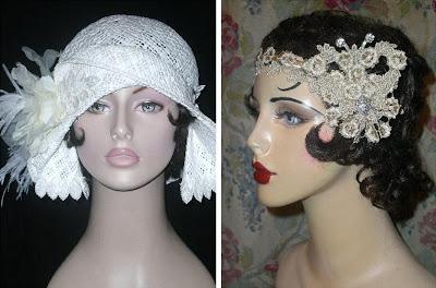 Vintage Wedding Hat 100