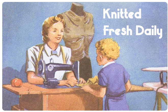 Knitted Fresh Daily