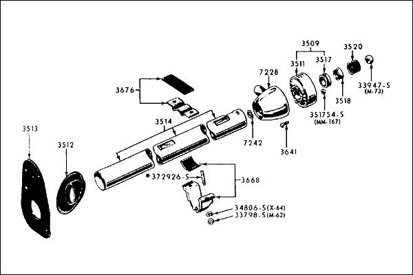 1967 mustang power steering diagram