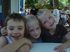 Livy with some cousins!
