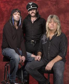 Lemmy et ses amis de Motorhead se produisent jeudi sur la scène carhaisienne.