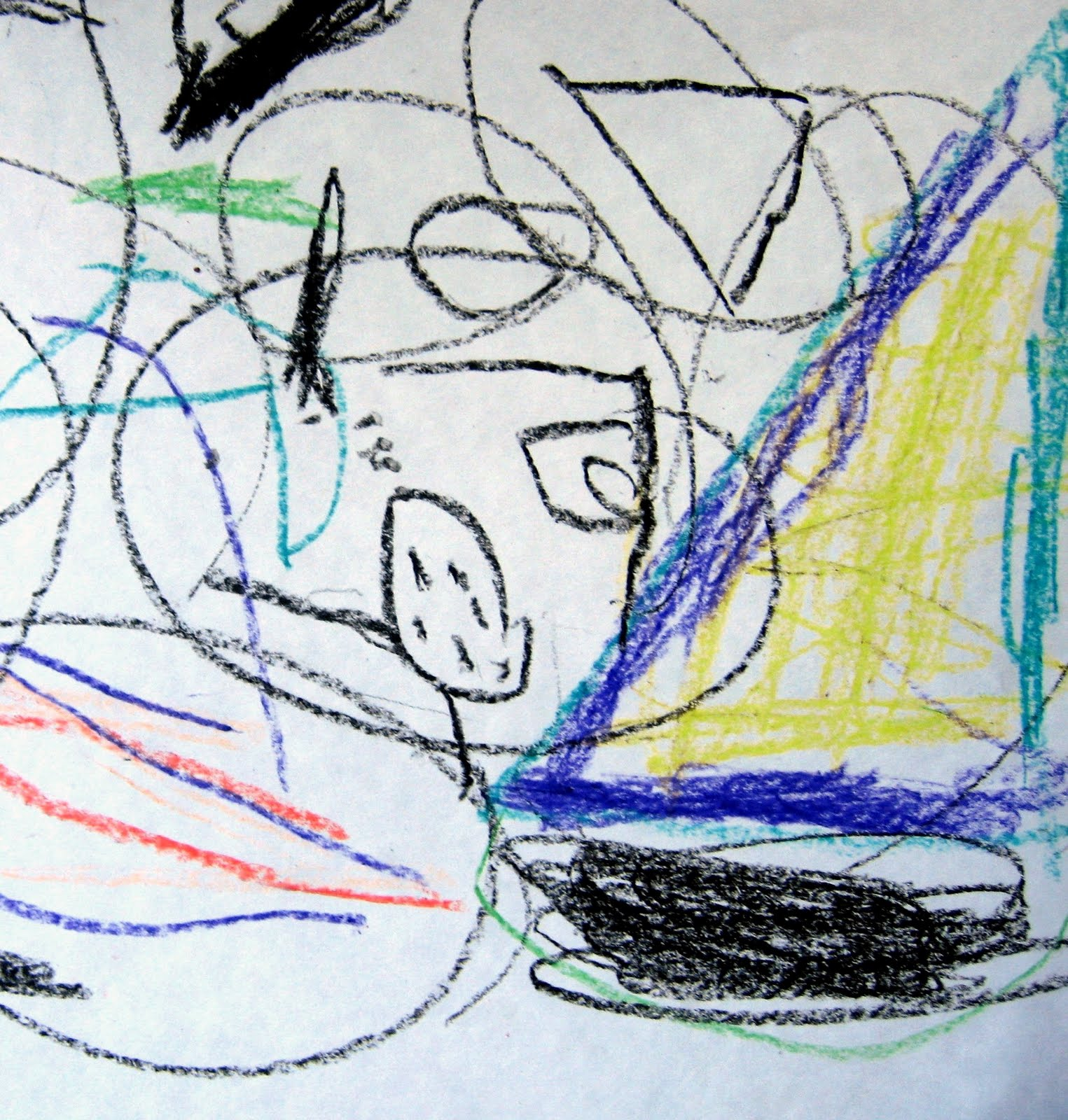 PES Art Room: Drawing & Brain Development