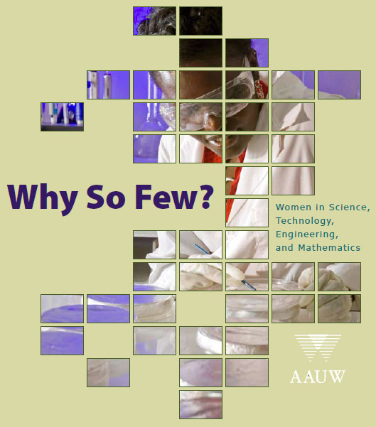 Science Technology Engineering Math: Women's Bioethics Blog: A Live Webcast Of Why So Few