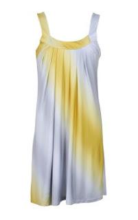 Ombre Mini Dress cheap yellow sundress under $30
