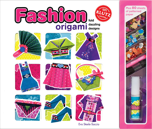 cover of Klutz Kit for Kids - Fashion Origami