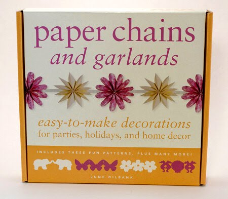 paper chains and garlands kit
